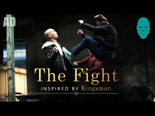 The Fight | Inspired by Kingsman (ad)