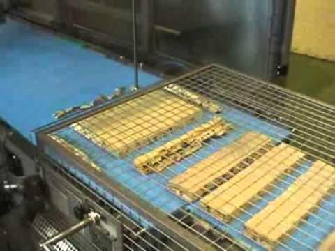 Автоматическкая ультрозвуковая резка бисквитов, кондитерских изделий, нуги, пастилы, сыра, хлеба, ма