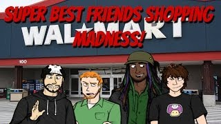 Super Best Friends Shopping MADNESS!