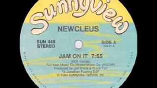 Newcleus Jam On It 1984
