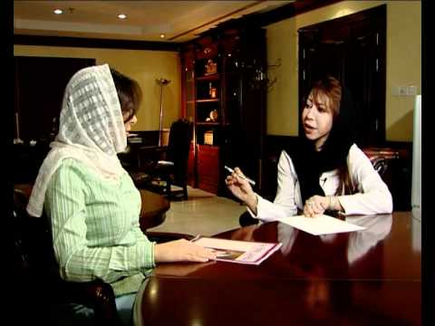 Afaf Al Salman in Saudi CH 2 part 3 English