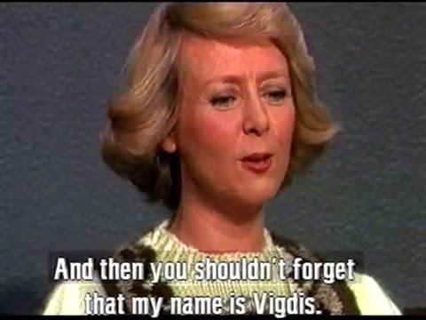 President Vigdís