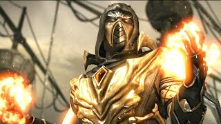 Mortal Kombat X - Scorpion Injustice Costume Klassic Arcade Ladder Gameplay Playthrough