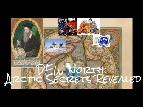 The Real Reason For The Arctic Treaty, Secret North Pole Revealed - Flat Earth