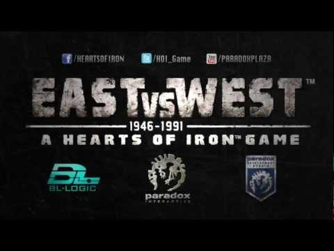 East vs. West: A Hearts of Iron Game Video Introduction