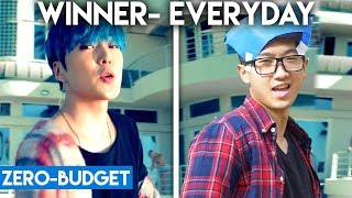 download musica K-POP WITH ZERO BUDGET WINNER- EVERYDAY