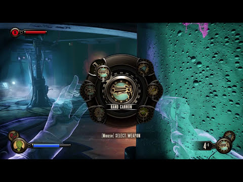 BioShock Infinite: Burial at Sea Episode Two - Part 6 - Hair Sample (PC Gameplay Walkthrough)