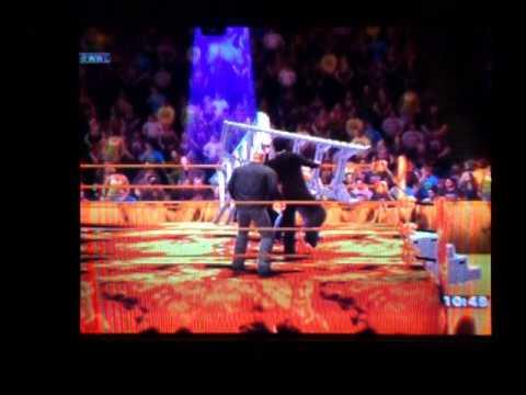 WWE 2K14 - FALTAL  4-WAY - LADDER MATCH - FREDDY KRUEGER  VS MICHAEL MYERS VS CH