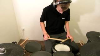 Mark Ronson - Drum Cover - Uptown Funk ft. Bruno Mars