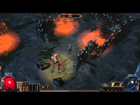 PATH OF EXILE Review and first thoughts.