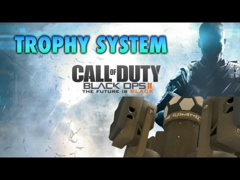 Trophy System in Black Ops 2 - Should you use it - BO2 Tips and Tricks