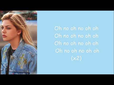 Louane ~ No ~ Lyrics