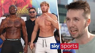 Callux predicts KSI will knock out Logan Paul in SIXTY seconds & discusses Jake Paul vs AnEsonGib