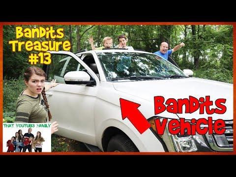WE STOLE THE BANDITS VEHICLE! Bandits Treasure Part 13💰 / That YouTub3 Family