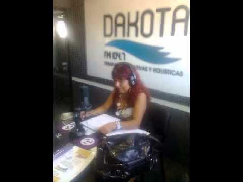 El Lenguaje del Corazon Monica Vargas 15-02-2013 FM Dakota