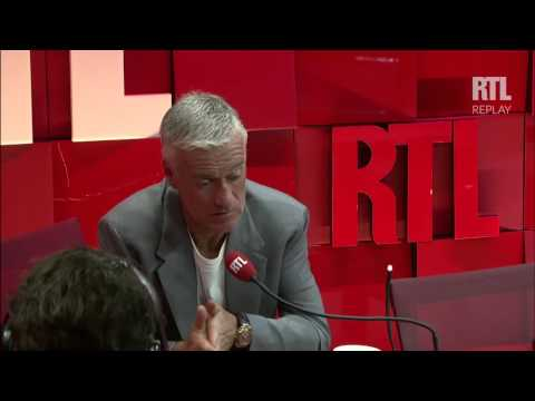 Didier Deschamps invité du Club Liza - Partie 1
