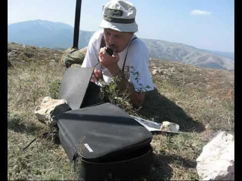 г.Челбаш (Ham Radio Expedition Mountain)