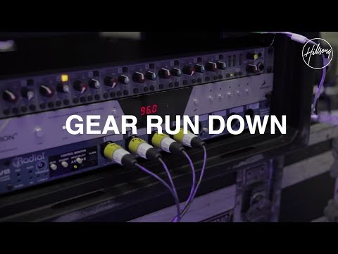 Keys Gear Rundown - No Other Name USA Tour