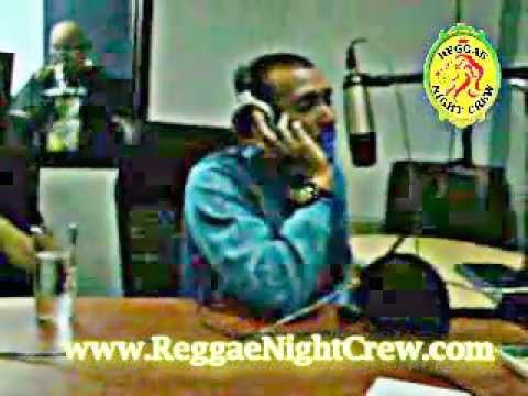 MILLION STYLEZ Live Interview @ Costa Rica Beatz106 (Reggae Night Crew) Part 01