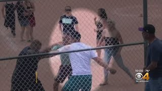 Youth Baseball Game Brawl Video Goes Viral, Now Concern Emerges For Young Umpires