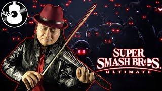 Super Smash Bros. Ultimate: Lifelight (Violin Symphonic Metal Cover) || String Player Gamer
