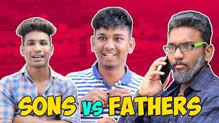 FATHERS vs SONS | Hyderabadi Comedy | Warangal Diaries