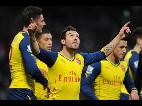 Match Review - Man City 0 Arsenal 2