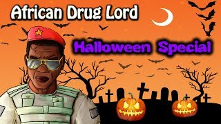 African Rebel: Halloween Special