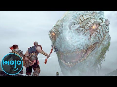 Top 10 God of War 2018 Moments thumbnail