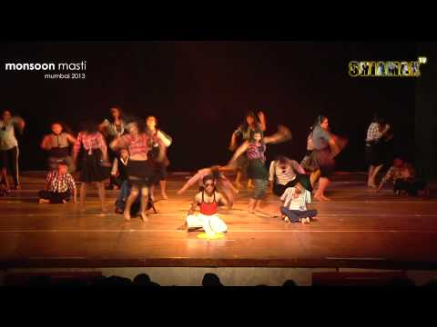 One two Ka Four + 1234 - Shiamak Monsoon Masti 2013 - Mumbai