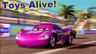 Cars 2: The video Game - Racer Holly - Mountain Run Race