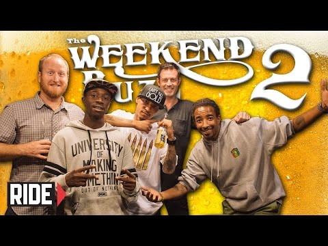 Karl Watson, Lenny Rivas & Woogie! EMB, World Park & Lenny's Lost Part! Weekend Buzz ep. 94 pt. 2