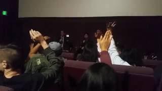 "Makoto Shinkai Q&A Following ""your Name"" Screening In Los Angeles, CA"