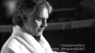 Watch Andrea Bocelli Plaisir Damour video