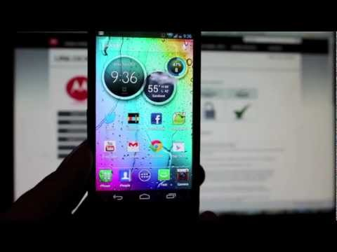 Droid RAZR HD / MaxxHD Developer Edition How to Unlock Bootloader
