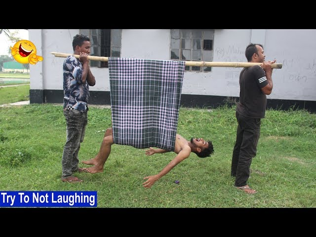 Must Watch New Funny Comedy Videos 2019 / Episode 13 / FM TV thumbnail