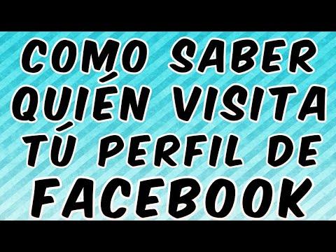 Como Saber Quien Visita Tu Perfil  De Facebook 2014 Sin Programas....