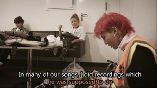 Ji doing recordings Ri was supposed to do! (How is that for a title now?)