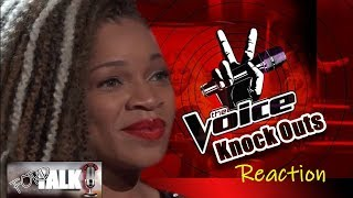 """SandyRedd Continues to Astound with Ariana Grande's """"Dangerous Woman"""" -  Knockouts REACTION"""