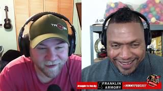 Podcast #383 4473 Lands Rapper Kodak Black In Jail Hank Strange WMMF Podcast