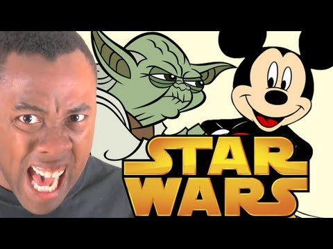 Rants - DISNEY BUYS STAR WARS... IN SONG