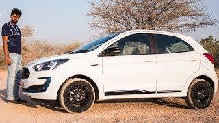 2019 Ford Figo Facelift - Even More VFM Now   Faisal Khan