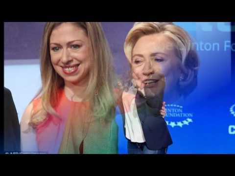 Hillary Clinton and Chelsea Clinton Love Compilation