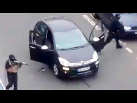 Paris Shooting Attack On Charlie Hebdo Threatens Freedom Everywhere video