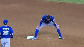Pillar refuses to move after caught stealing