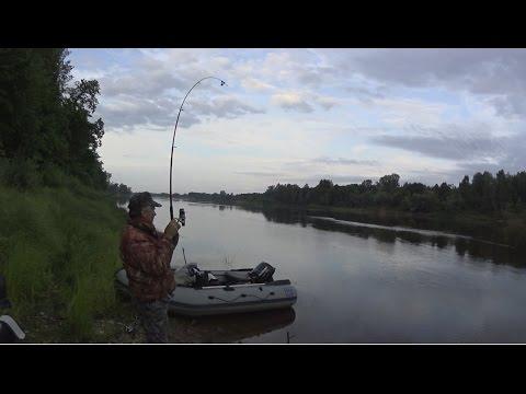 Big Fishing. Выпуск № 14. Двухдневная рыбалка.  Часть 1.  Ловля стерляди.