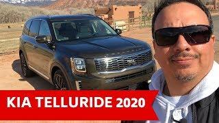 Kia TELLURIDE 2020 - El más GRANDE y entre las mejores camionetas SUV 2020