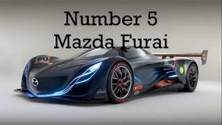 Top 5 Futuristic Cars