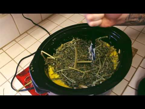 How to Make Weed Butter ( Budder / Pot Butter / Cannabutter ) Medicinal Method!