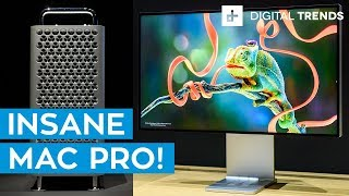Apple Event  2019: Apple Mac Pro and Pro Display XDR - First Look